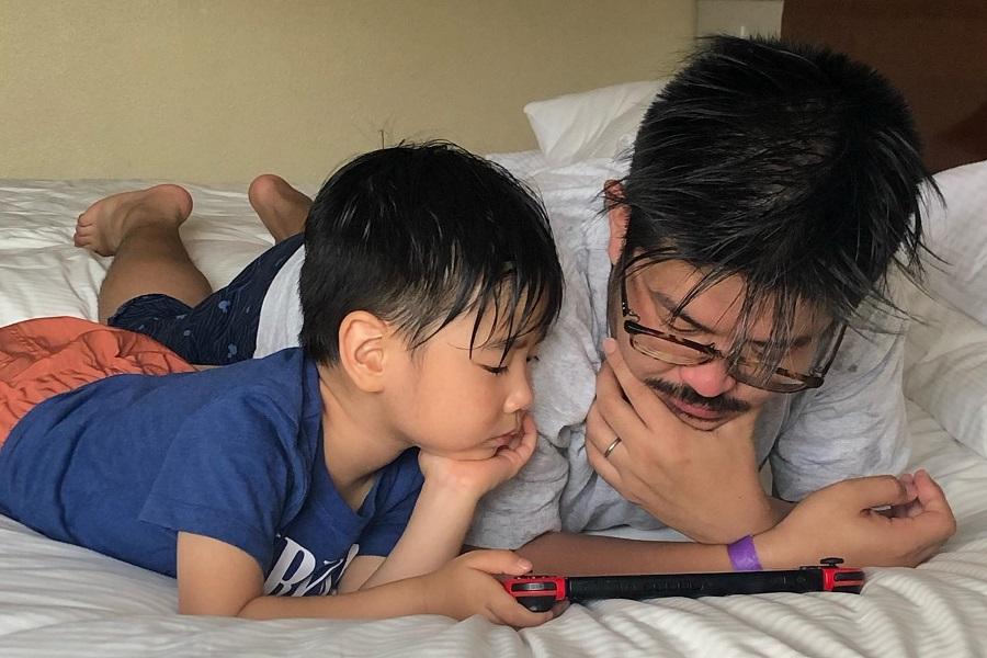 子どもにゲームをさせる前に親がした方がいいこと