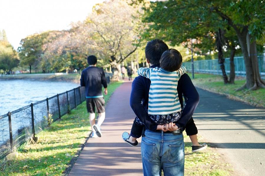 自尊心が高く、非行が少ない!パパ育児のすごい効果