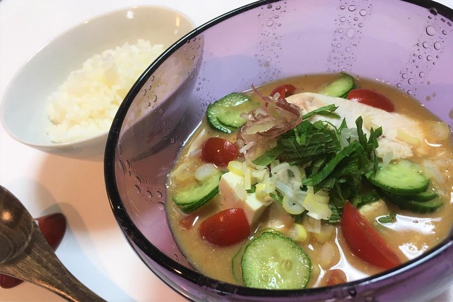 夏に最高!宮崎名物「冷や汁」の簡単レシピ
