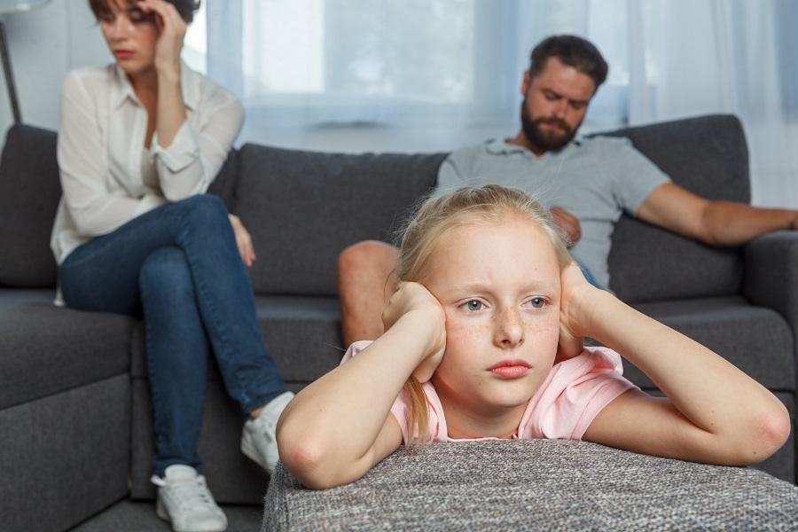 夫婦喧嘩、やっぱり気になる子供への影響