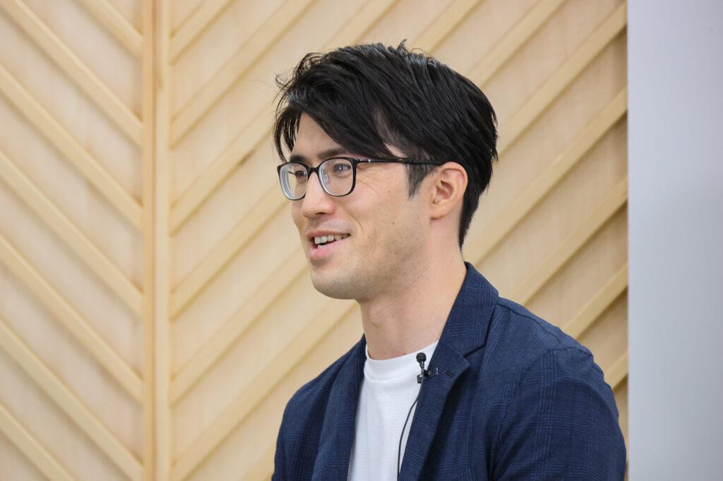 認定NPO法人フローレンス代表室長の前田晃平さん